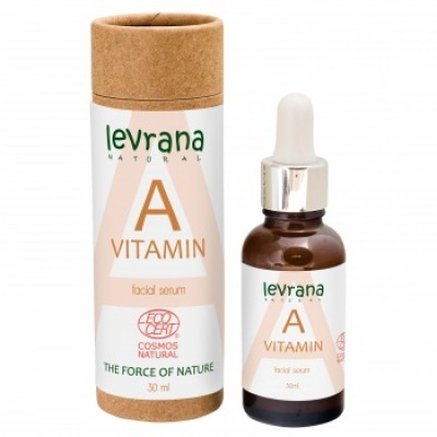 Levrana (LVA) 維他命A抗老去皺精華 (面眼適用) 30ml