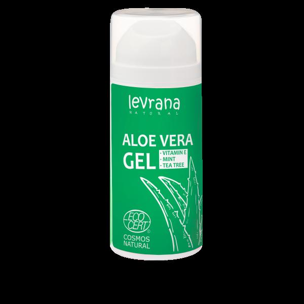 Levrana (LVA) 蘆薈舒敏啫喱 (薄荷, 茶樹) 100ml
