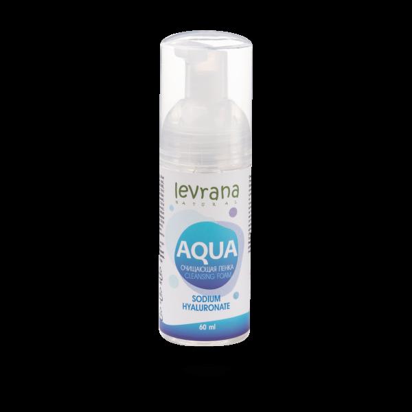 Levrana (LVA) AQUA 透明質酸潔面泡泡 60ml