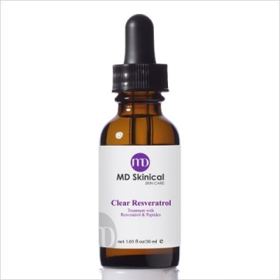 MD SKINICAL 10% 白藜蘆醇凍齡精華 30ml