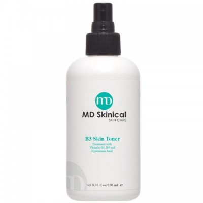 MD SKINICAL 雙效維他命B3爽膚水 250ml