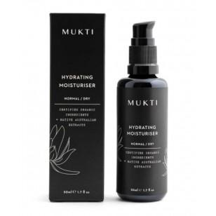 MUKTI Organics 有機極緻柔滑保濕霜 Hydrating Moisturizer 50ml