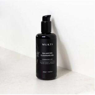 MUKTI Organics 有機平衡潔面啫喱 200ml