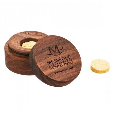 Mességué Laboratories SPONGE WOODEN DIFFUSER木製香氛盒