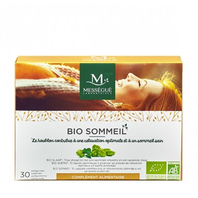 Mességué Laboratories 有機甜睡片 Bio SOMMEIL (Organic Sleep) 30 Tablets