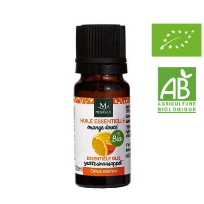 Mességué Laboratories 有機甜橙精油 10ml