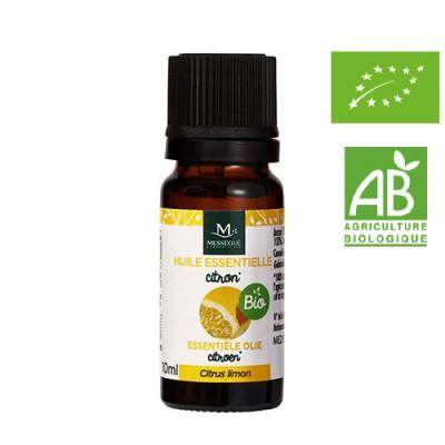 Mességué Laboratories 有機檸檬精油 10ml