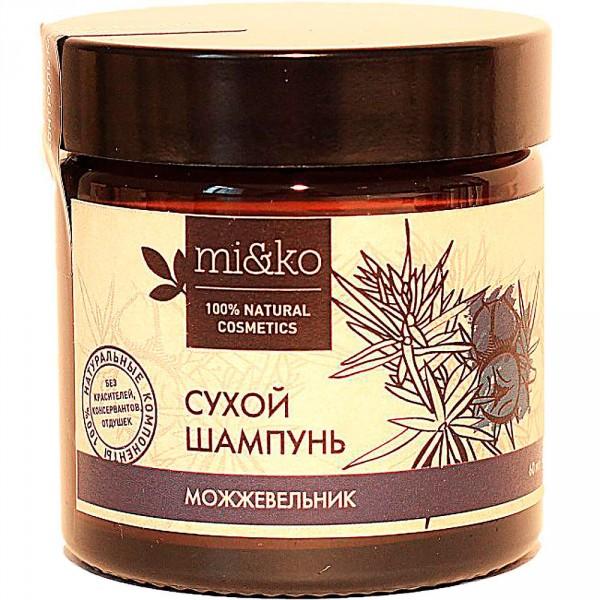 Miko 杜松洗頭粉 Dry Shampoo 60ml