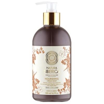 Natura Siberica 天然有機滋潤香皂乳 (可用作沐浴或洗手液)