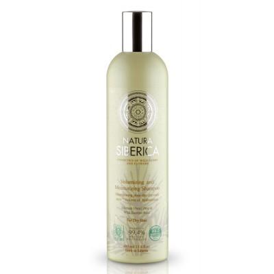 Natura Siberica 有機山松玫瑰豐盈保濕 洗髮乳 (適合乾性髮質) 400ml