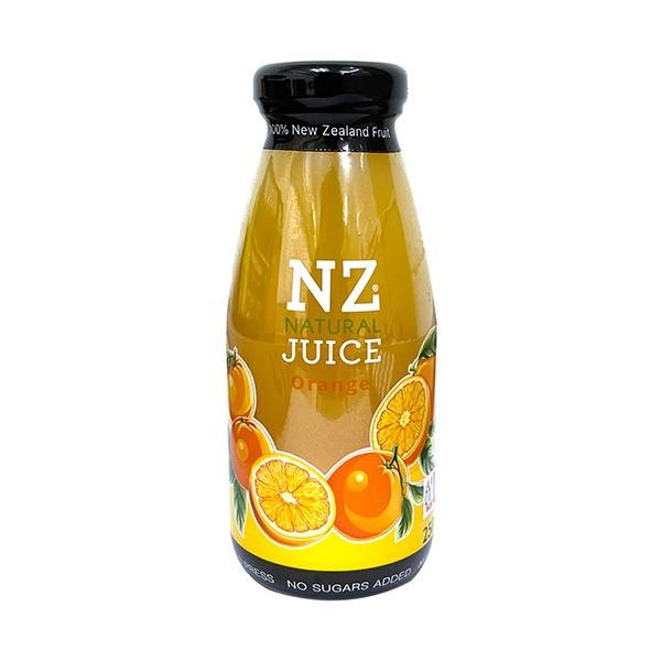 NZ Natural Juice 100% Orange Juice 100% 紐西蘭香橙汁 250ml