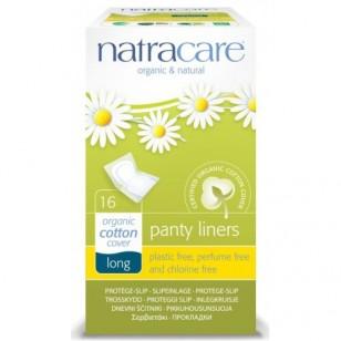 Natracare 有機棉護墊 (18cm加長型,16片獨立包裝)