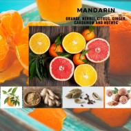 印度Attar Mandarin 柑橘 5ml