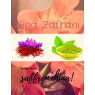 印度Attar Hina Zafrani (Saffron) 5ml