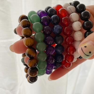 RL Organic Chakra Bracelet 脈輪手鍊 10mm (7款選擇)