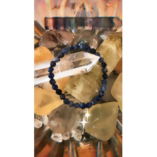 RL Organic Chakra Bracelet 脈輪手鍊 6mm 切割閃面 (4款選擇)