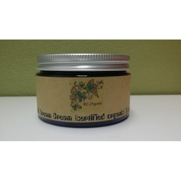 Certified Organic Dream Cream 有機認証夢想霜