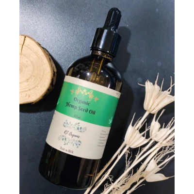 RL Organic 100% 有機大麻籽油 100ML