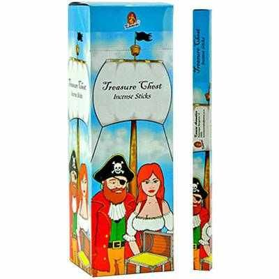 RL Organic Kamini Treasure Chest Incense Sticks 百寶箱香枝20pcs