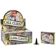 RL Organic Hem Call Client Incense Cones 招好客塔香10粒