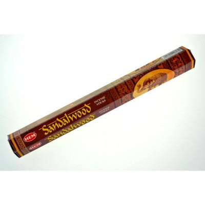 RL Organic Hem Sandalwood Incense Sticks 檀香香枝20pcs