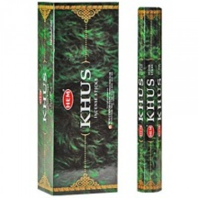 RL Organic Hem KHUS Incense Sticks 岩蘭草香枝20pcs