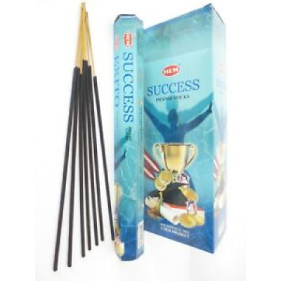 RL Organic Hem Success Incense Sticks 成功香枝20pcs