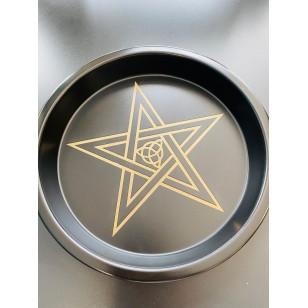 RL Organic 碳鋼燭盤/魔法儀式盤