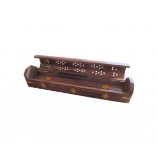 RL Organic 木造盒型線香爐(香枝/塔香)12''L