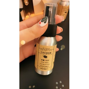 RL Organic 無酒精抗菌 Spray (銀薑水BASE)  30ml / 50ml / 150ml