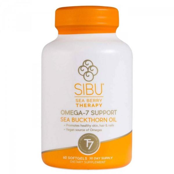 Sibu Omega-7 Support (60pcs) 沙棘滋養補軟膠囊