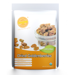 Organic Golden Berries 有機黃金果 60G