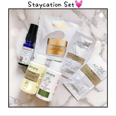 RL Organic Staycation SET (Skincare set )