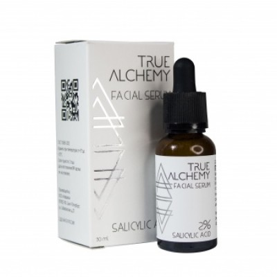 Levrana True Alchemy 2% Salicylic Acid 水楊酸精華30ml (油性/痘痘肌)