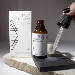 Levrana True Alchemy 2% Salicylic Acid 水楊酸精華30ml (油性/痘痘肌)