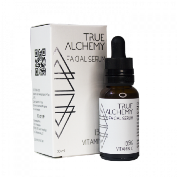 Levrana True Alchemy 13%維他命C精華30ml (1/3比例入面霜/面膜)