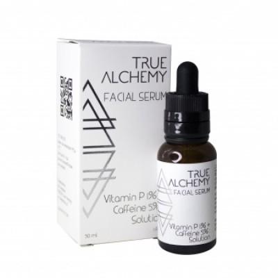 Levrana True Alchemy 1%維P+5%咖啡因精華30ml (抗氧化緊緻)
