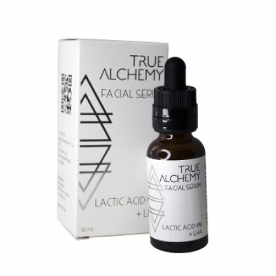Levrana True Alchemy 9%乳酸+低分子玻尿酸精華 30ml