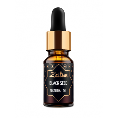 Zeitun 100%冷壓黑籽油Black Seed Oil 10ml