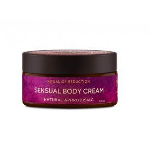 "Zeitun ""Rital of Seduction"" Aphrodisiac 茉莉 Body Cream 200ml"