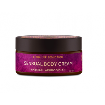 "Zeitun ""Rital of Seduction"" Aphrodisiac 茉莉 Body Cream 200ml"