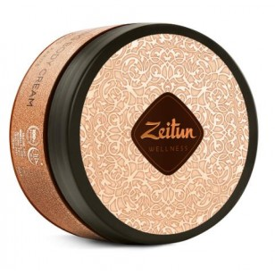 "Zeitun ""Rital of Delightl"" Rich Body Cream 甜杏仁乳木果 200ml"