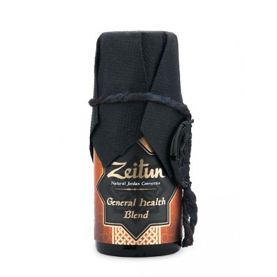 "Zeitun Essential Blend複方精油 ""General Health"" 10ml"