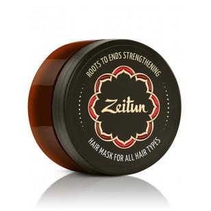 Zeitun加強修護髮膜(髮根至髮尾)200ml