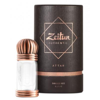 "Zeitun 全天然Attar香油 ""大馬士革玫瑰""3ml"