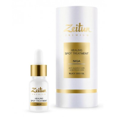 Zeitun NIQA Spot Treatment 暗瘡護理精華10ml