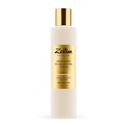 Zeitun LULU Energizing pH-Balancing Toner 天然果酸爽膚水(暗啞肌膚)200ml