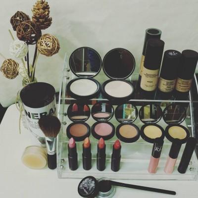 天然化妝品